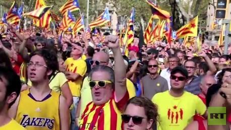 """إسبانيا .. الدعوة لاستفتاء حول انفصال كاتالونيا """"غير قانونية"""" و""""انتهازية"""""""