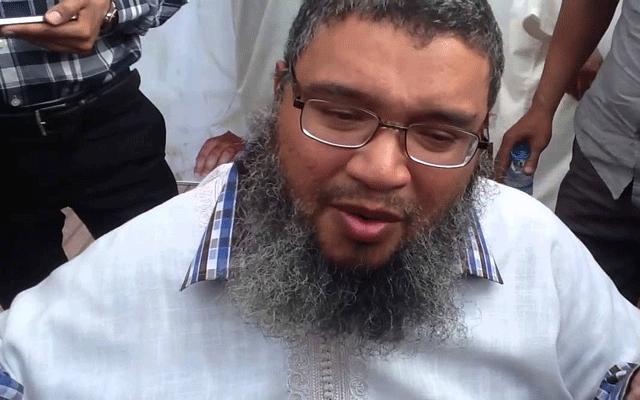 سلطات مراكش ترفض قبول ترشح لائحة مرشح العدالة والتنمية السلفي القباج ويوجه رسالة الى الملك