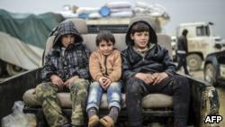 """نحو 50 مليون طفل في العالم """"اقتلعوا من جذورهم"""""""