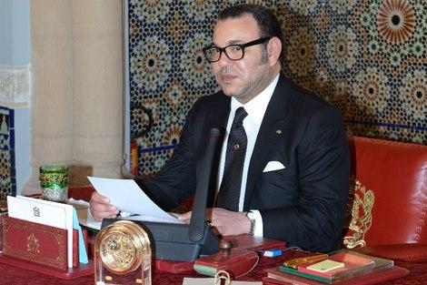 الملك محمد السادس يترأس مجلسا للوزراء ..ويصادق على مشاريع قوانين تنظيم الاضراب و الامازيغية ومجلس اللغات