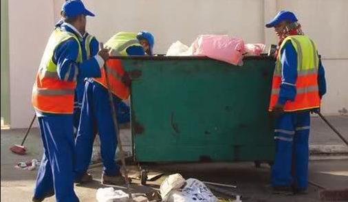 50 طنا من الأكياس البيئية لمواجهة نفايات العيد بالدار البيضاء