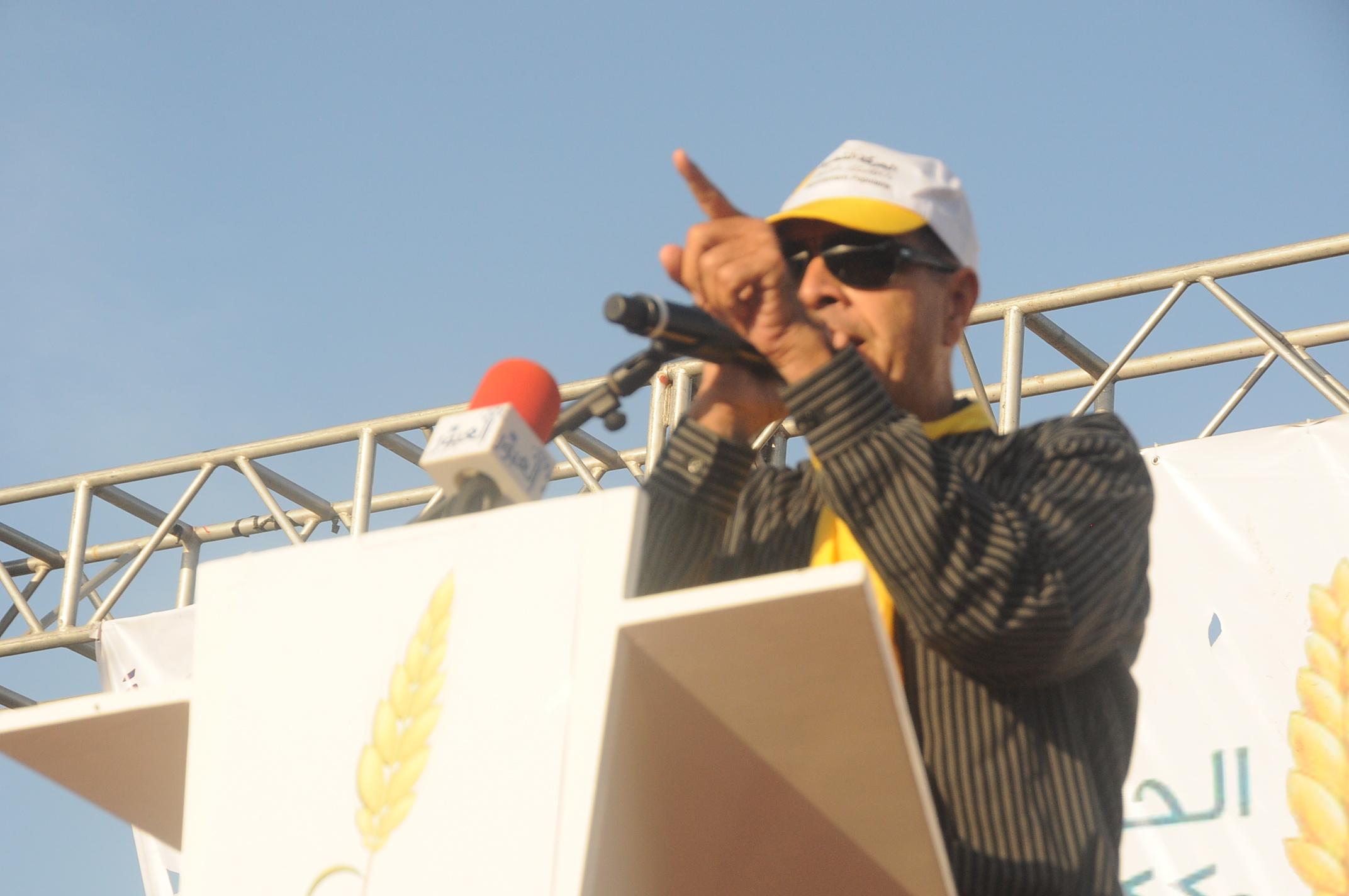 حزب الحركة الشعبية ينزل بقوة في حملته الانتخابية ..والعنصر: المغرب اختار التعددية