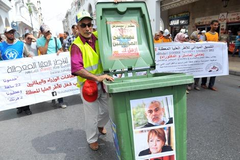 """بن كيران يوجه آمره….عليكم بتجاهل مسيرة الدار البيضاء المطالبة بالتصدي ل""""أخونة الدولة"""""""