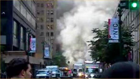 عاجل: انفجار  يهز نيويورك