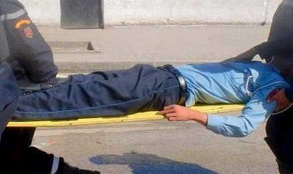 العثور على جثة شرطي داخل مسكنه، مصاب بعيار ناري انطلاقا من مسدسه الوظيفي بتاونات