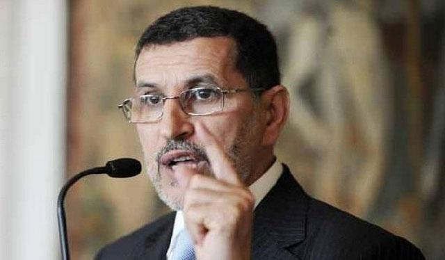 سعد الدين العثماني يدعو  الى حملة انتخابية نظيفة  ويهاجم الصحافة