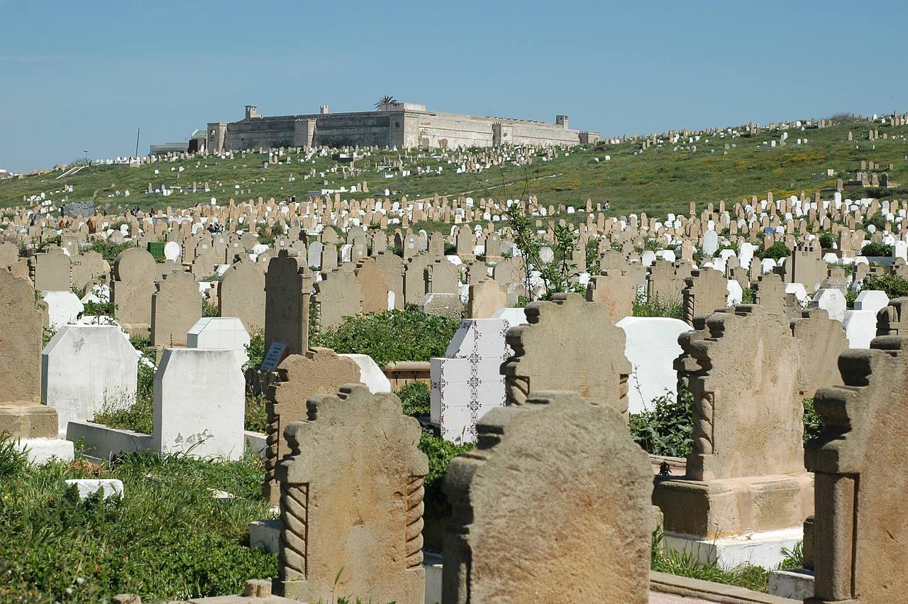 استقلاليون يفرخون البراريك فوق القبور