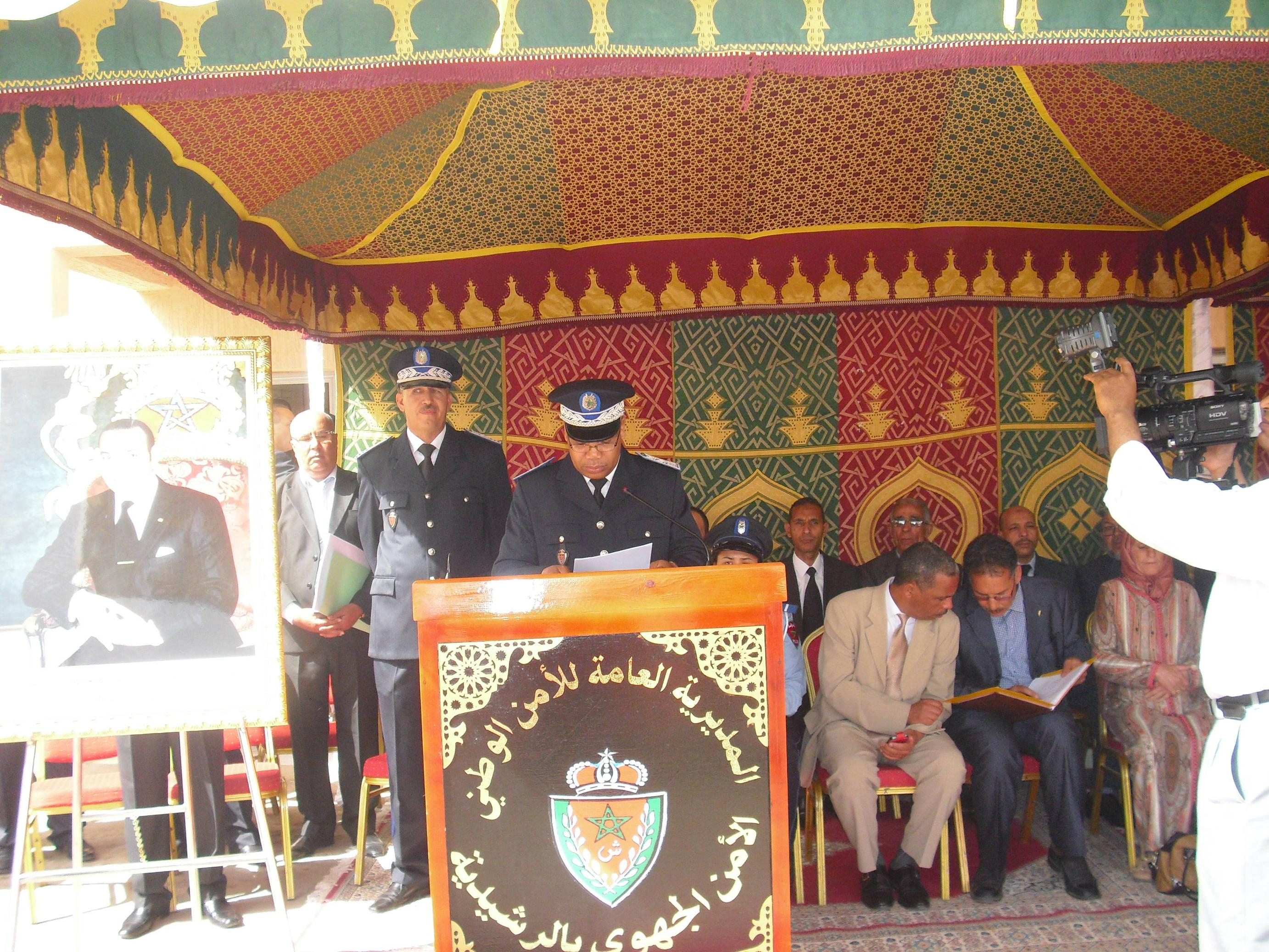 الحموشي يعفي المراقب العام للشرطة بالراشيدية