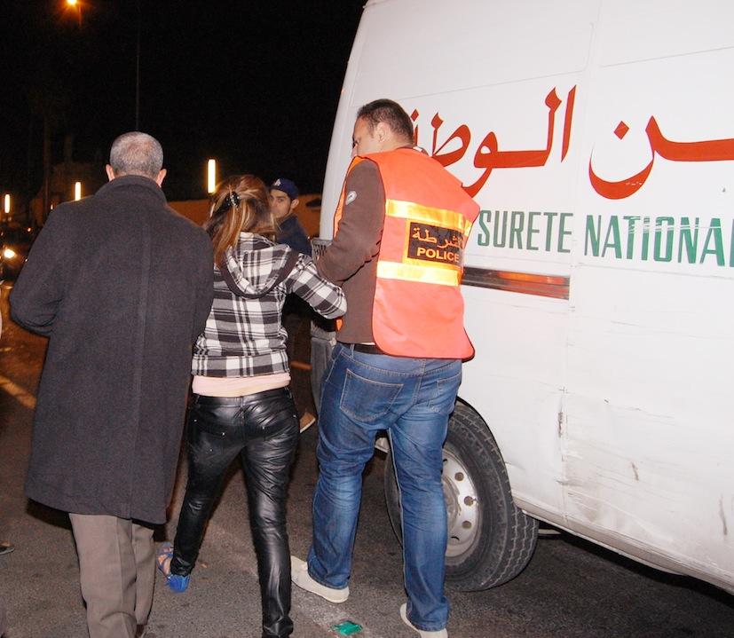 أمن الدار البيضاء يوقف 83 شخصا في إطار العمليات الأمنية بالشريط السياحي عين الذياب