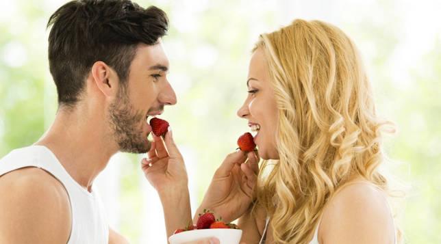 أكلات تعمل على زيادة القدرة الجنسية