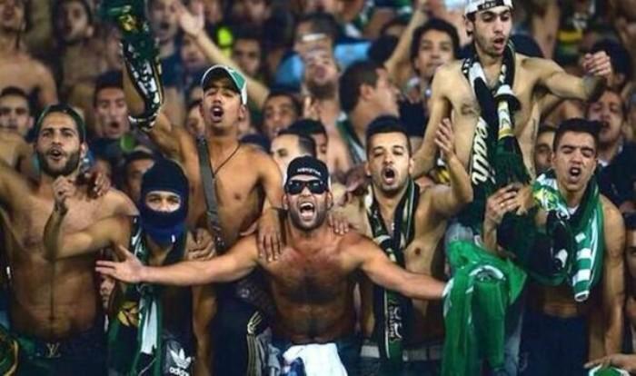 """الأمن يطالب الأندية بمنع لاعبيها من حمل شعارات """"الإلترات"""""""