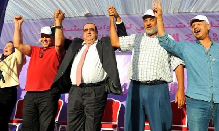 في تجمع جماهري حاشد بالقنيطرة..  لشكر يدعو المواطنين يوم 7 أكتوبر إلى استحضار الوضعية الكارثية التي خلفتها الحكومة