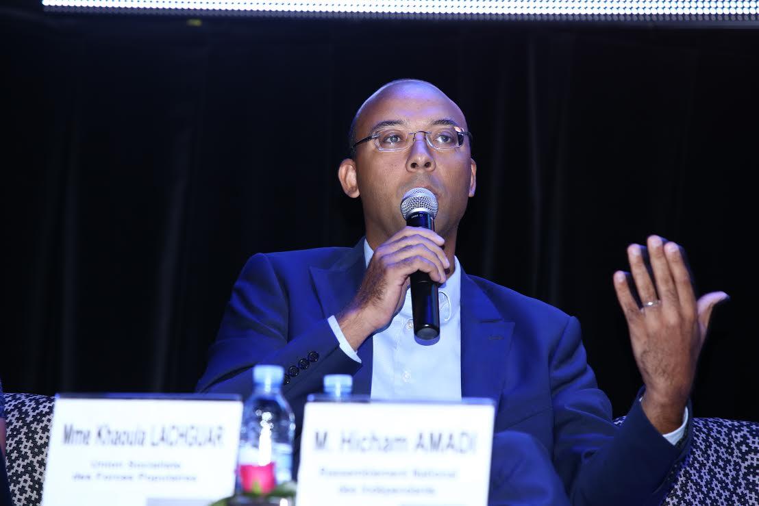 هشام أمادي: التجمع الوطني للأحرار سطر برنامجا يهدف إلى تحقيق عدالة اجتماعية
