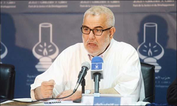 بنكيران: الحكومة قامت بإنجازات رغم المناورات الاعلامية للخصوم الذين سيطروا على المواقع الالكتروينة والصحف