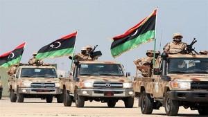 القوات الليبية تقلص وجود الدولة الإسلامية في سرت إلى بضع أحياء