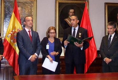 إسبانيا تشيد بريادة المغرب في مجال مكافحة الإرهاب