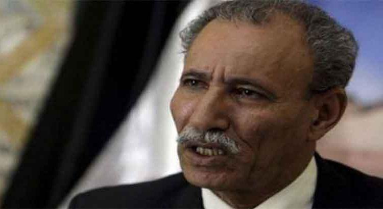 الجمعية الصحراوية لدفاع عن حقوق الإنسان  تطالب بتوقيف الجلاد إبراهيم غالي