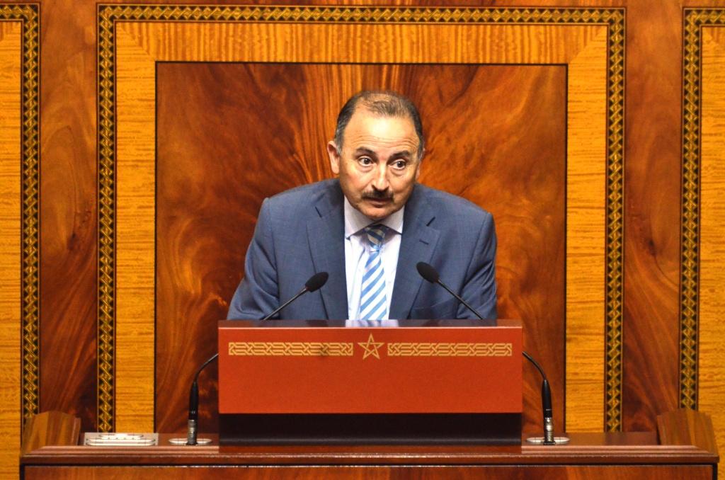 شرورو الذي استقال من البرلمان احتجاجا….يعود الى البرلمان من دائرة والماس