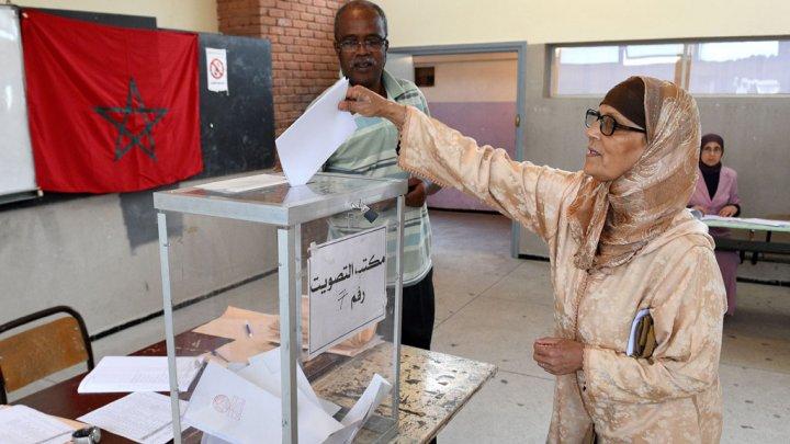 وزارة الداخلية: نسبة المشاركة تجاوزت 38بالمائة