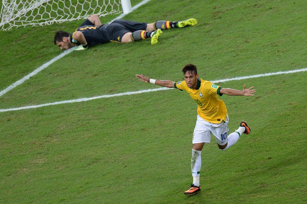 300 هدف للنجم البرازيلي نيمار منذ بداية مسيرته