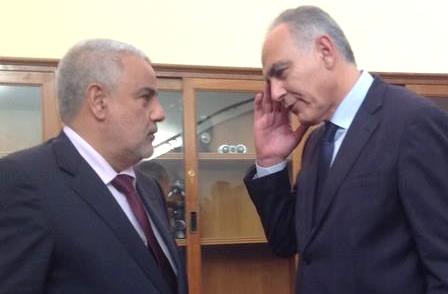 حزب العدالة والتنمية يرفض أن يتحالف مع التجمع الوطني للاحرار للحكومة بسبب علاقته بالبام