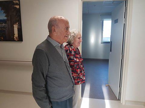 الزعيم اليوسفي يغادر المستشفى بصحة جيدة