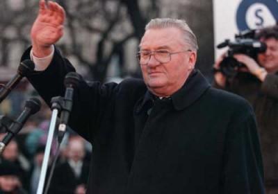 وفاة ميشال كوفاتش أول رئيس لسلوفاكيا
