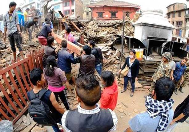 زلزال بقوة 6.2 درجة يضرب التبت