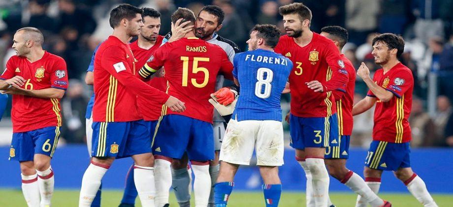 تصفيات مونديال 2018: اسبانيا تحقق فوزا صعبا على البانيا وايطاليا تتجنب الخسارة
