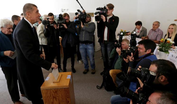 الشعبويون يهيمنون على الانتخابات التشيكية المحلية