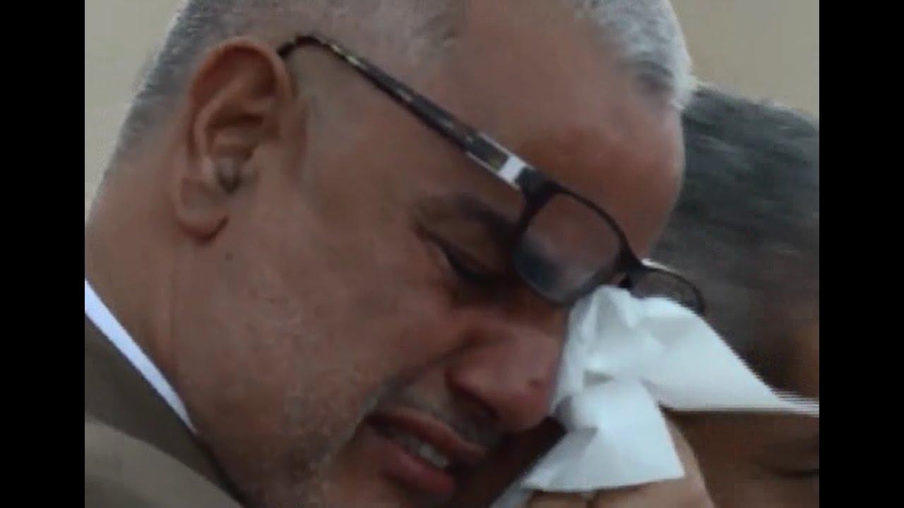بنكيران ينهمر بالبكاء في خطابه أمام حشد كبير لساكنة تارودانت