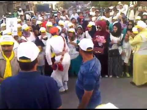الحركة الشعبية تحتفل بطريقتها في تجمع ضخم بحي المصلى بفاس