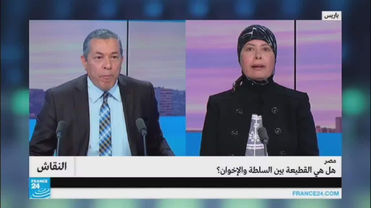 من لايحب السيسي؟ خلاف في برنامج على قناة فرانس24