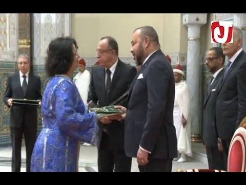 الملك محمد السادس يعين عددا من السفراء الجدد للمملكة