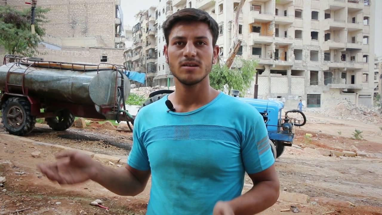 فيلم وثائقي من شرق حلب: تحت الحصار