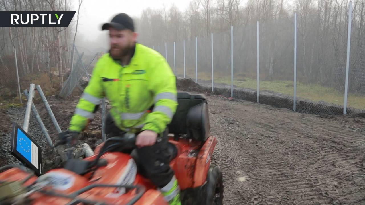 النرويج تسكتمل بناء الجدار الحدودي مع روسيا