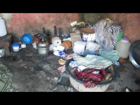 مأساة حقيقية: هكذا تعيش امرأة و ابنتها المعاقة بجماعة مرشوش اقليم الخميسات