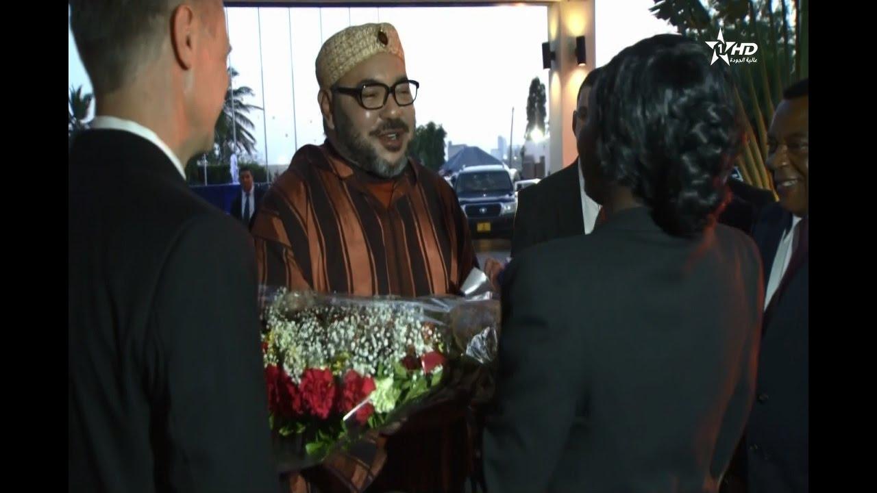ساكنة تنزانيا يعبرون عن فرحتهم بزيارة الملك محمد السادس