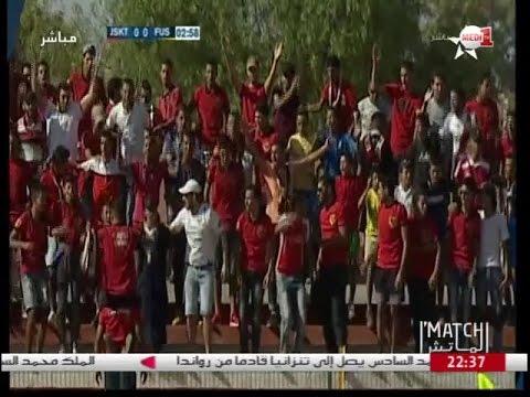 الوداد يعتلي صدارة ترتيب البطولة الاحترافية بالعلامة الكاملة