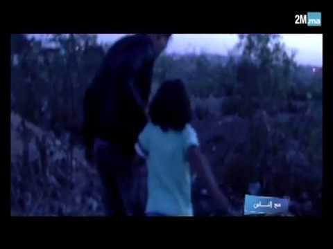"""إعادة تجسيد لحظة اغتصاب الطفل """"عمران""""."""