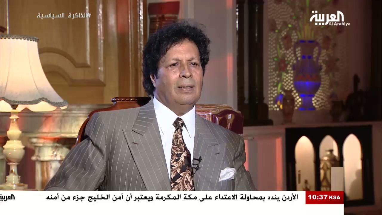 القذافي واغتيال مبارك في قمة المغرب