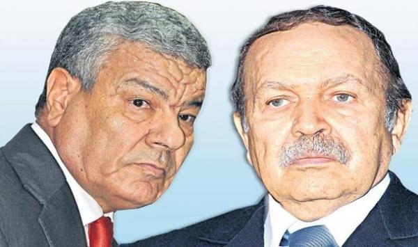 استقالة الامين العام لحزب جبهة التحرير الوطني الحاكم في الجزائر