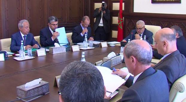 مجلس الحكومة يصادق في آخر اجتماع له على مشروع قانون المالية