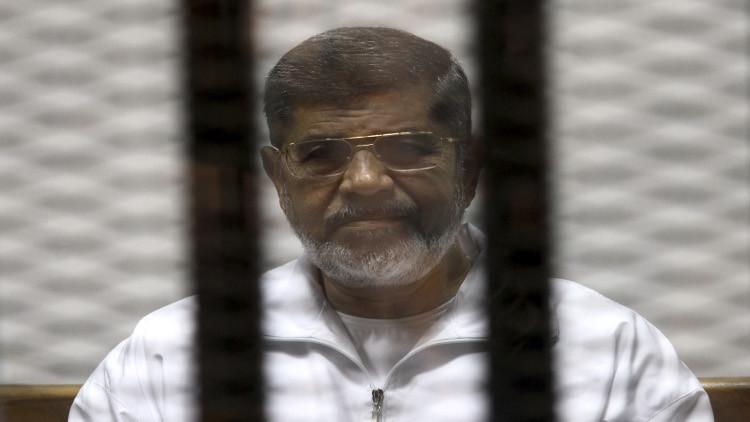 محكمة النقض المصرية تؤيد الحكم بالسجن 20 عاما على الرئيس الأسبق محمد مرسي