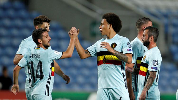 تصفيات مونديال 2018: بلجيكا تدك شباك جبل طارق بسداسية