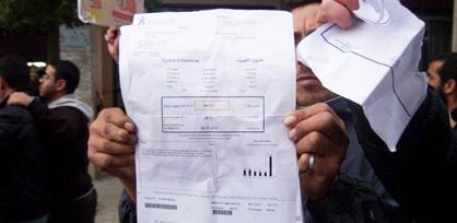 شبح الاحتقان يعود من جديد: فواتير الماء والكهرباء تخرج الساكنة للاحتجاج بمجموعة من المدن المغربية