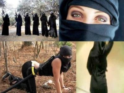 """داعش الإرهابية…تنتقل من استغلال النساء جنسيا الى نساء """"متفجرات"""" بالمغرب"""
