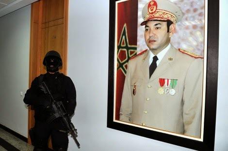 """مكافحة الإرهاب: مركز أمريكي يبرز """"قوة"""" و""""كفاءة"""" الأجهزة الأمنية المغربية"""