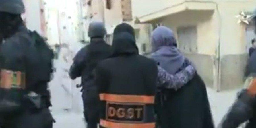 إيداع عشر فتيات السجن المحلي بالعرجات للاشتباه في تورطهن في قضايا لها علاقة بالإرهاب