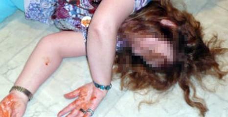 شخص يقتل زوجته بواسطة السلاح الأبيض بالحي الحسني بكازا ويحاول الانتحار